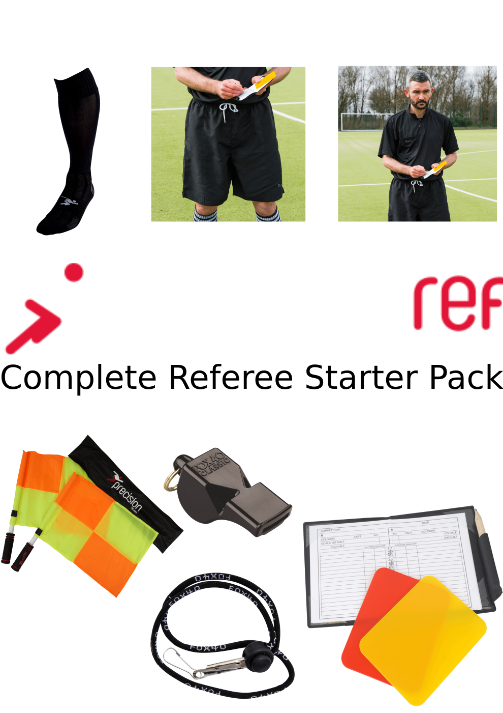 Referee Starter Pack