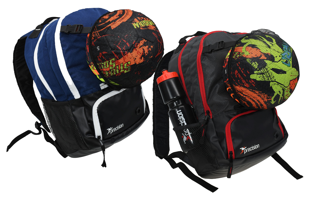 Precision Pro HX Back Pack with Ball Holder