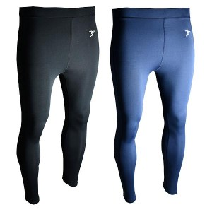 Base layer leggings (navy and black variants)